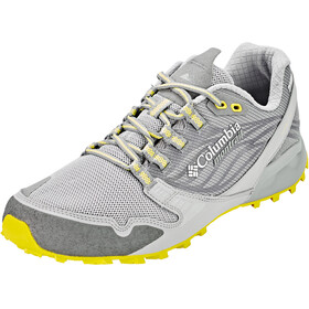Columbia Alpine FTG Outdry Chaussures Homme, ti grey steel/zour